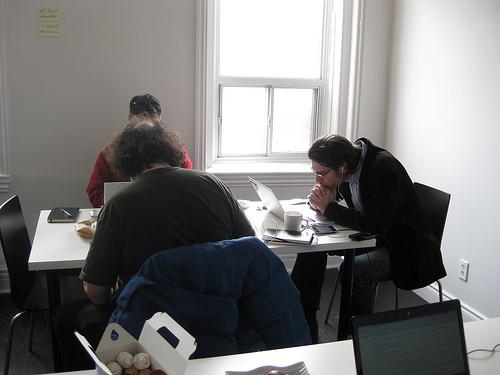 Coworking-Spaces im Test: Camaraderie in Toronto, Kanada crisiscamp2