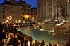 Trevi Fountain by Mark Turner