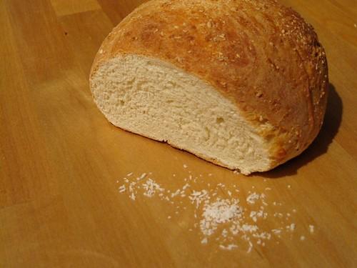u00bb pain au chocolat blanc et  u00e0 la noix de coco