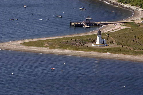 usa lighthouse aerial rhodeisland narragansettbay prudenceisland prudenceislandlight prudenceislandlighthouse wbnawneri