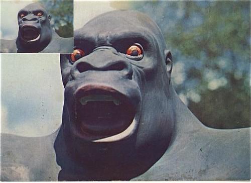 King Kong by Nicholas Monro 1972