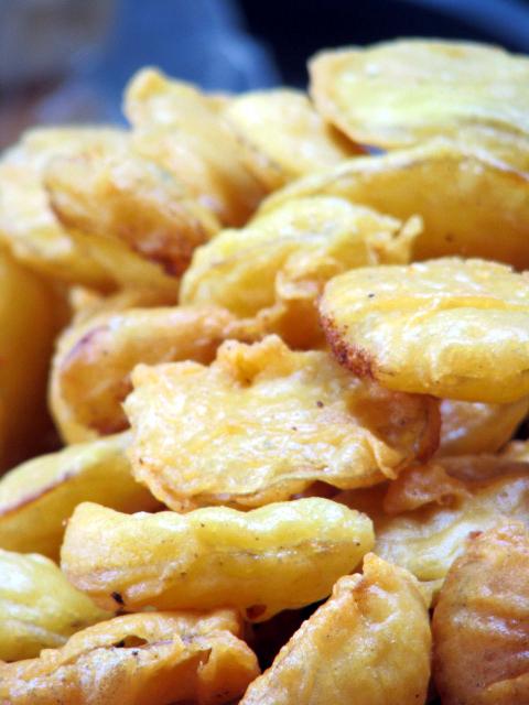 Potato Fritters - Alu Pakora | Flickr - Photo Sharing!