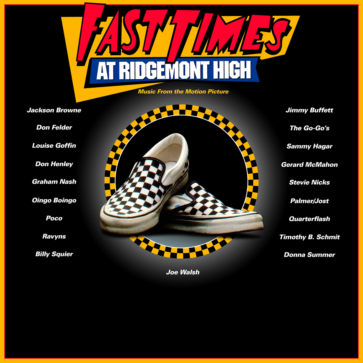 Fast Times at Ridgemont High: Music from the Motion Picture - a photo ...: www.flickriver.com/photos/lazlo/4419160232