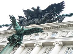 art, gargoyle, wing, sculpture, dragon, statue,