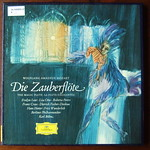 Mozart - Die Zauberflote, Magic Flute - Evelyn Lear, Lisa Otto, Roberta Peters, Franz Crass, Dietrich Fischer-Dieskau, Hans Hotter, Fritz Wunderlich - Berliner Phil., Bohm, (Box 3Lp) DGG