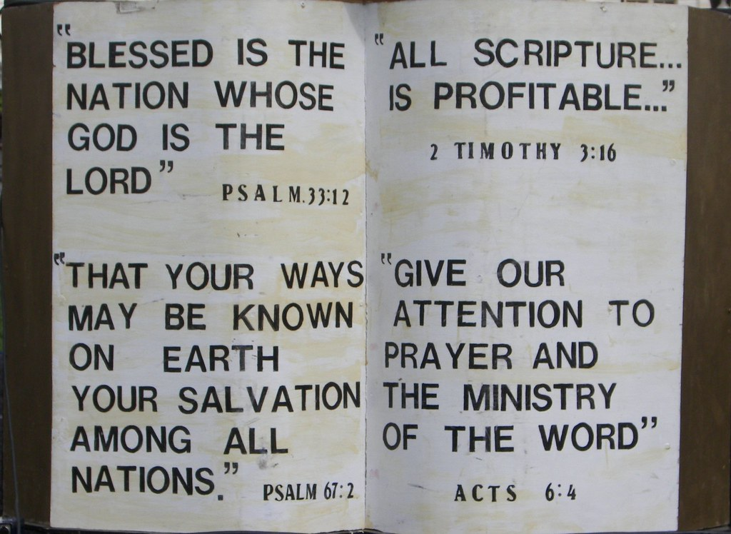 Big Prayer Bible