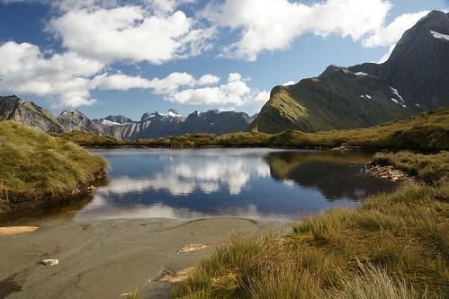 almassengale's photo of MacKinnon Pass.