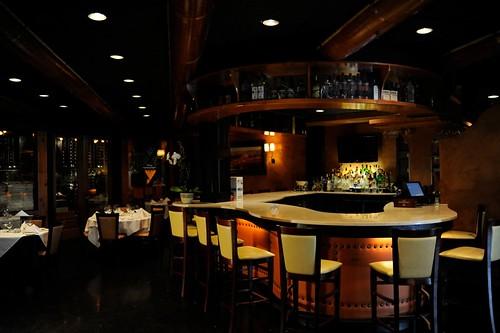 Giovanni Restaurant In Nashville Tennessee By Cke Interior Design