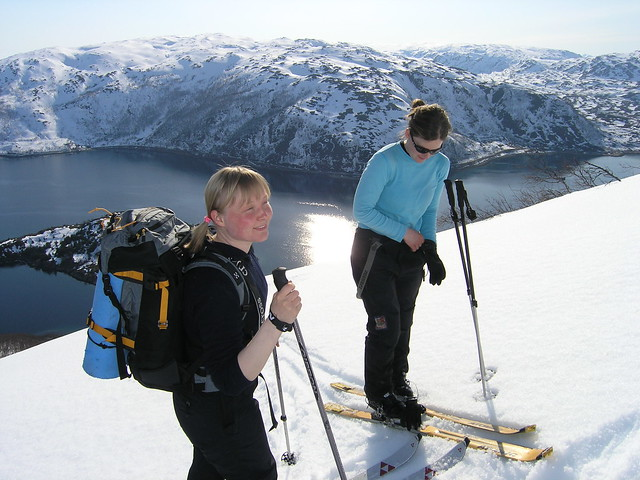 Skiing, Tromso by GuideGunnar - Arctic Norway, on Flickr