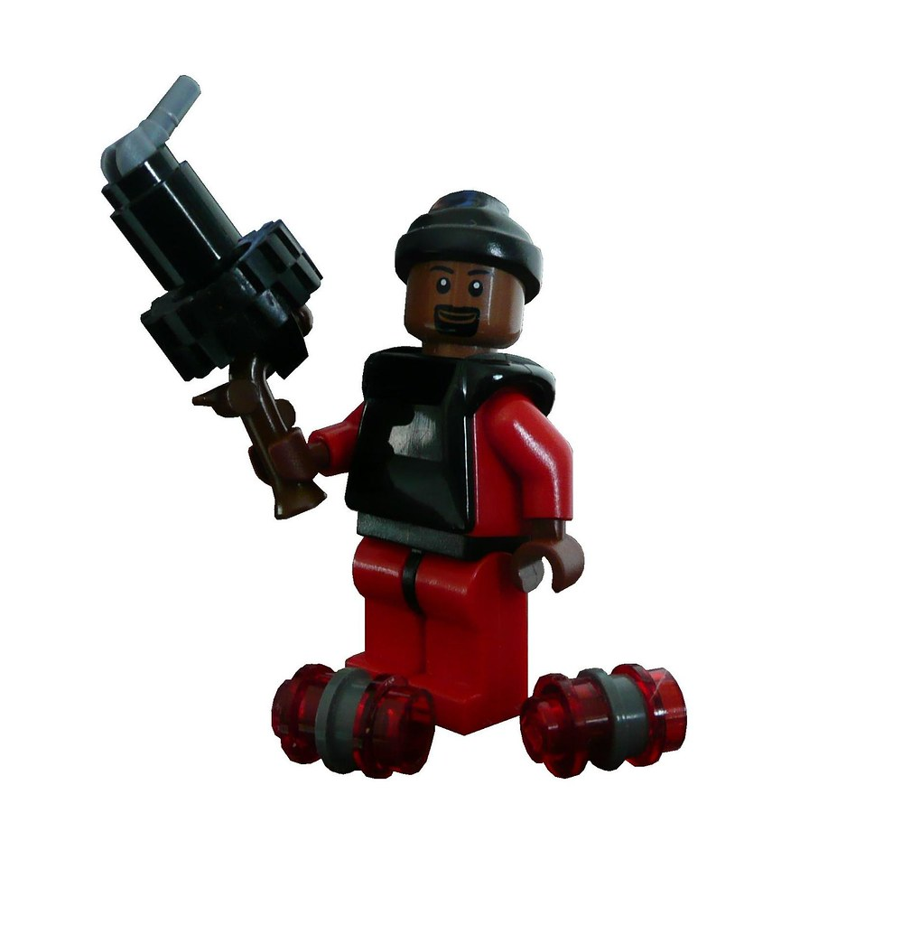 Tf2 Demoman Red V2 My Second Rendition Of The Demoman F Flickr