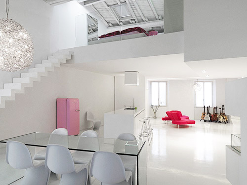 Interieur en design tips op interieur for White design homes