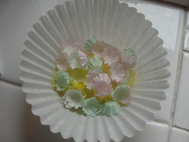 Mini cupcake papers