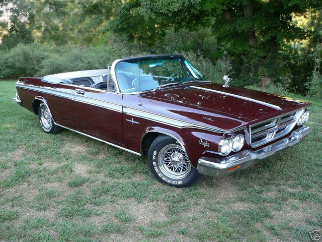 1964 Chrysler 300 Convertible Flickr Photo Sharing
