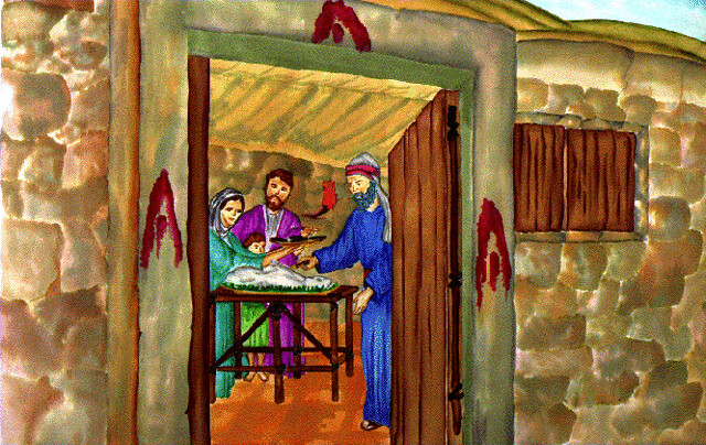 The First Passover