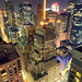 Renee's View II, Midtown Manhattan at Night, New York City