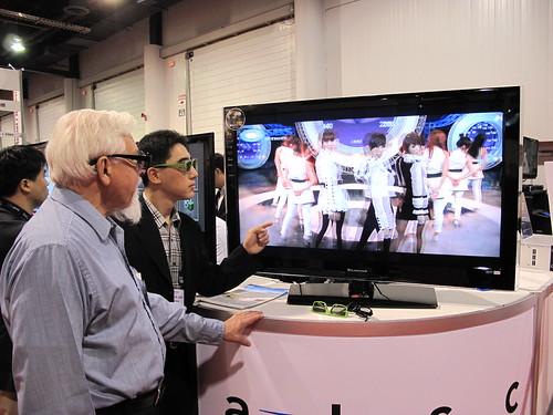 LG전자•SBS, 세계 최초 지상파 방송망 활용 3D TV 기술 개발