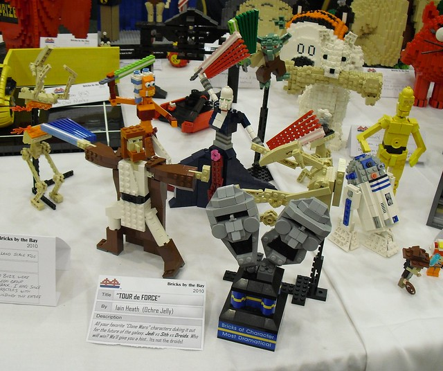 Bricks by the Bay 2010