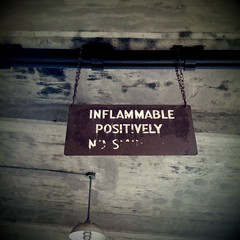 Inflammable Positively