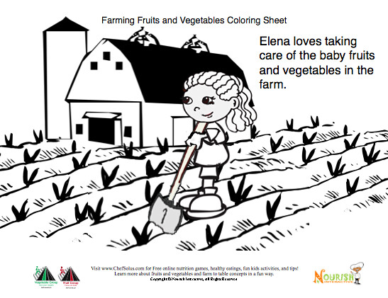 chefsolus coloring pages - photo#14