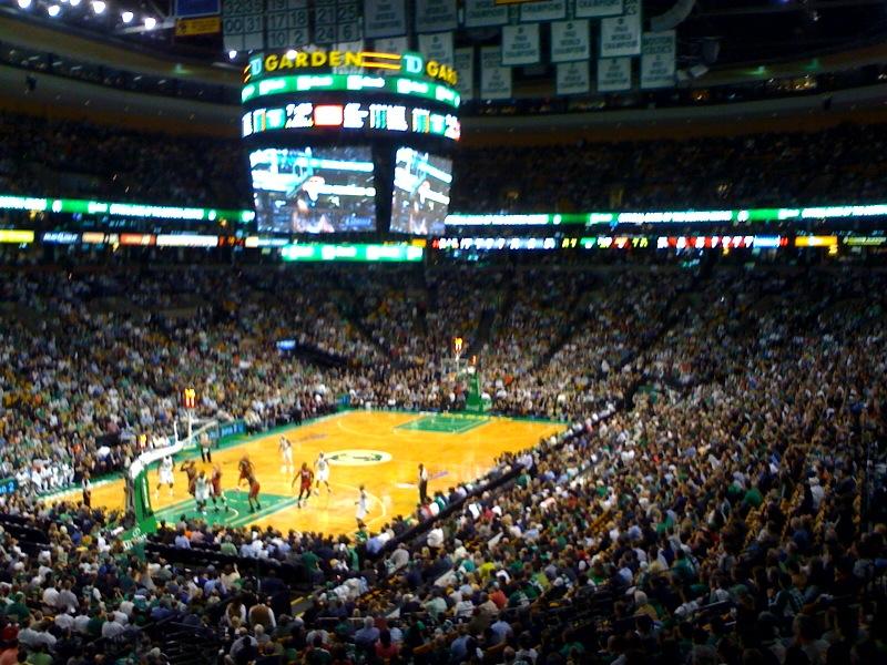 Basketball Playoffs 2010 Boston Celtics Host Miami Heat