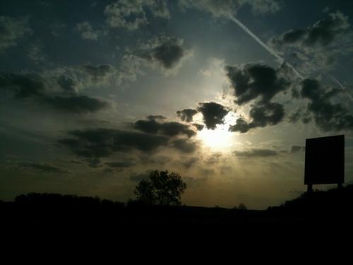 cloud wisconsin clouds sunrise wi iphone
