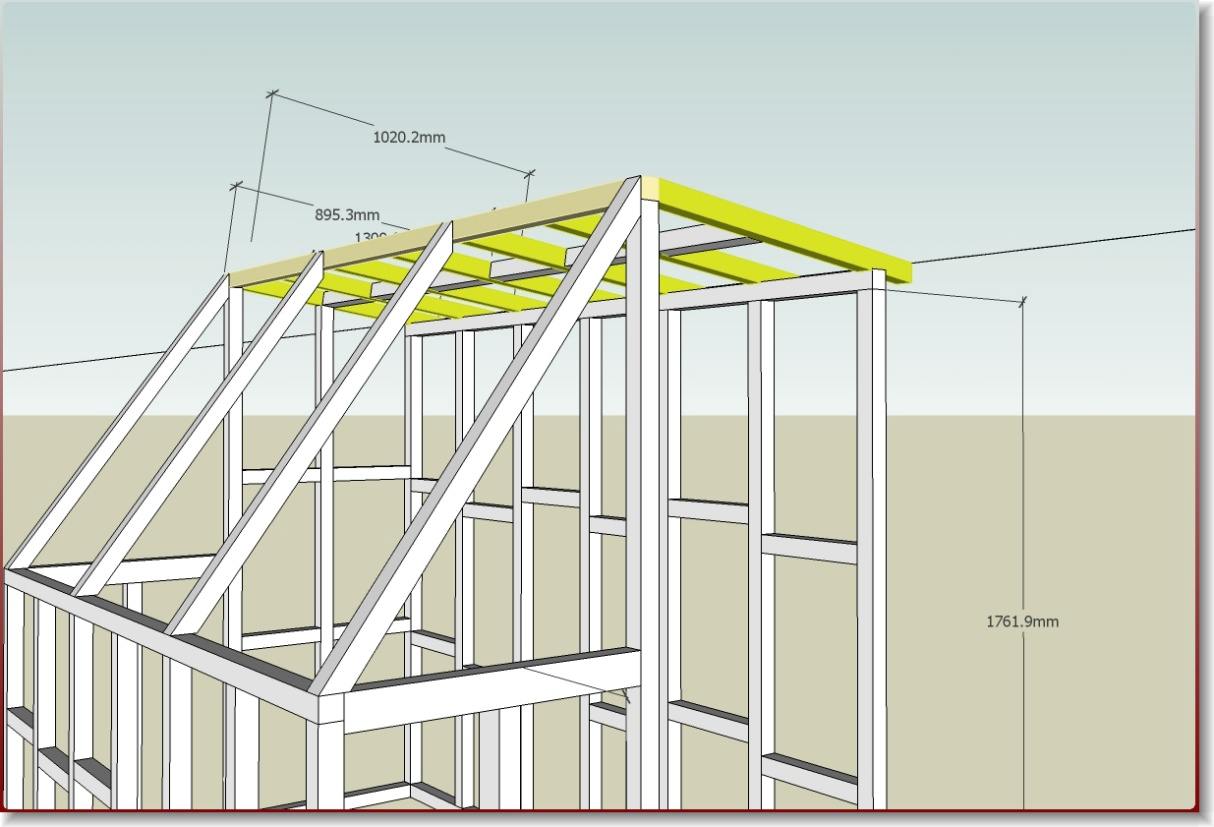 12x10 saltbox shed plans for Shed construction