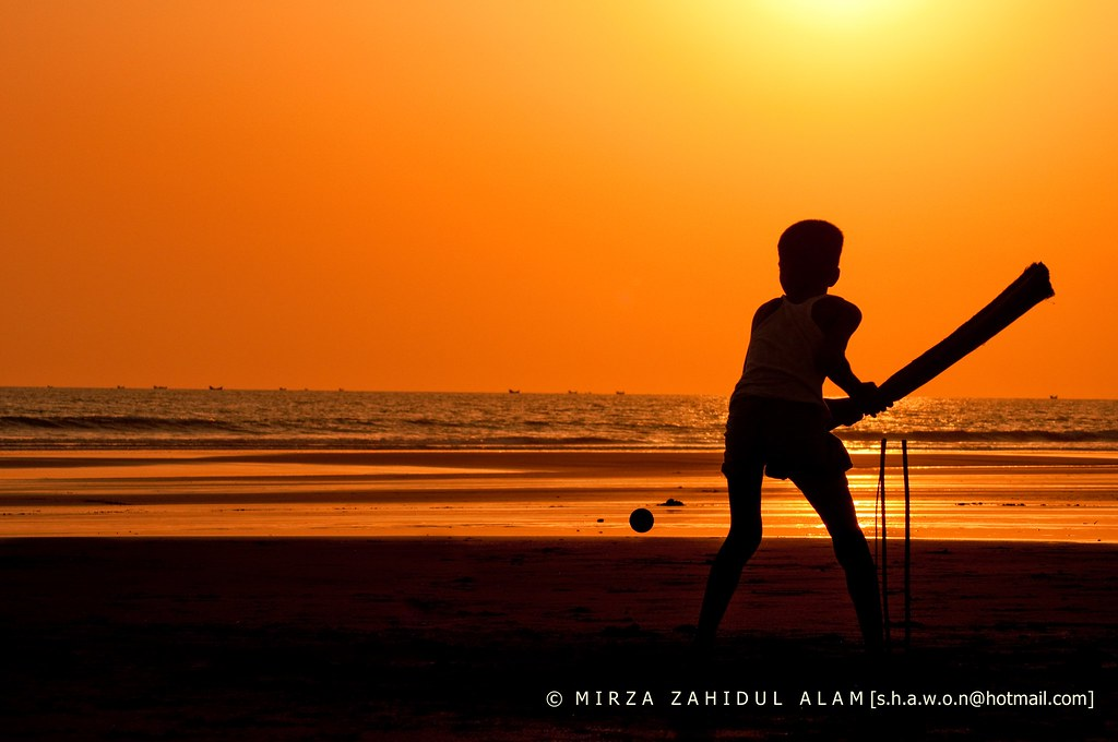 Strike [kolatoli beach,Cox's Bazar](Explored)