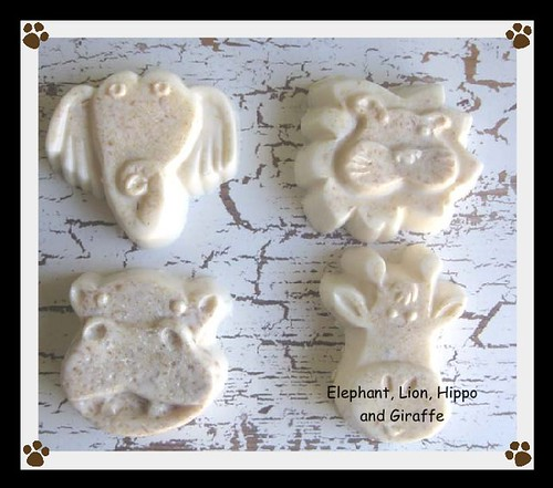 Soap Pets in Oatmeal Milk & Honey 2