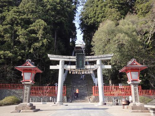 塩竈神社正門