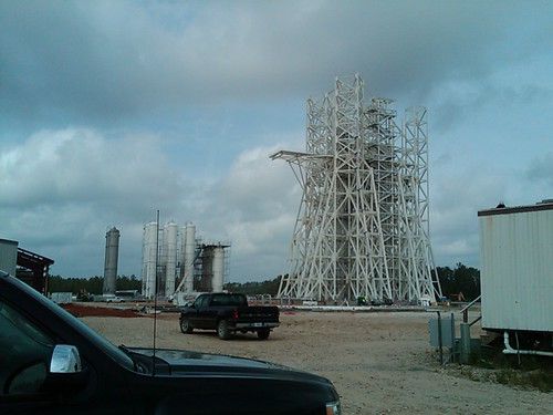 NASA A3 Test Stand