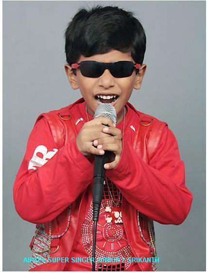 Airtel super singer junior 2 Srikanth | Flickr - Photo ...