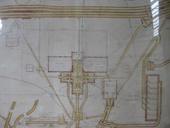 Plan of Abbey Mills Pumping Station