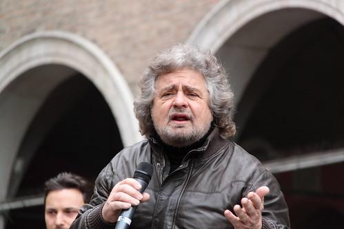 Grillo in Sicilia: sette le tappe, non c'è Catania$