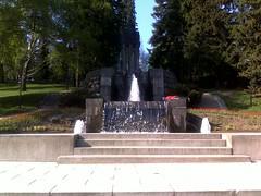 The Fountain of Näsikallio, Tampere
