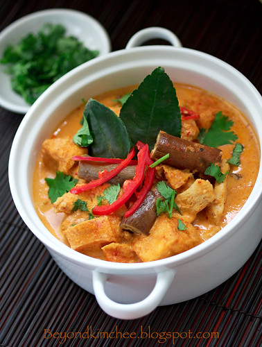 Thai red chicken curry for Best thai red curry