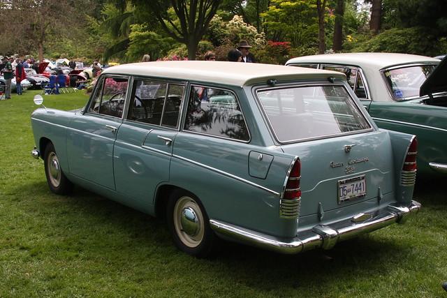 1963 Austin Cambridge Wagon Flickr Photo Sharing