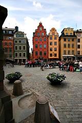 Stortorget Stockholm Gamla Stan