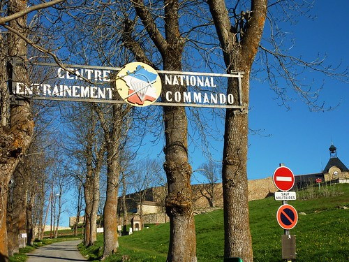 mont louis, entrée citadelle