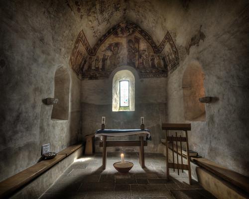 window stone geotagged candle fishermen chapel jersey fresco hdr channelislands reformation photomatix sigma1020 stbrelade tonemap 1020mmf456exdchsm subtlehdr geo:lat=4918406200130222 geo:lon=2202721987535834
