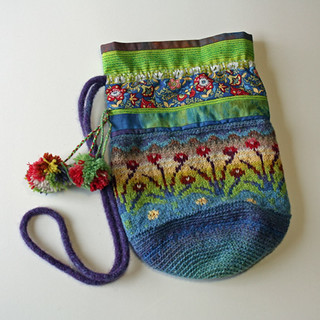 Folk Bag - Sirkka