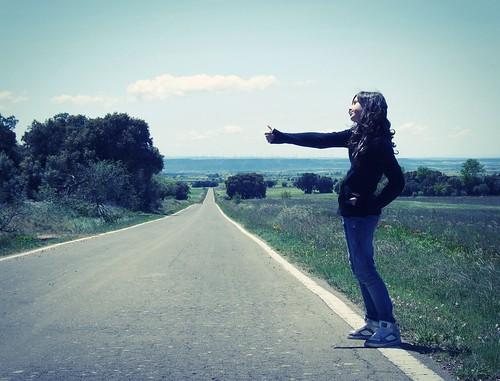 Viaggia low cost con l'autostop