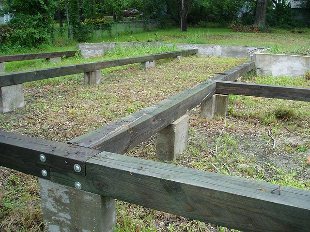 Pier and beam foundation flickr photo sharing for How to build a pier foundation