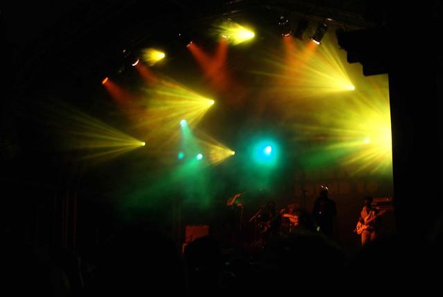 "Lee ""Scratch"" Perry, Primavera Sound, Barcelona, 5/29/10"