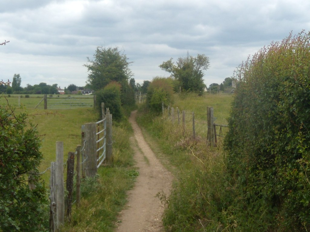 Path to Dorchester (on Thames) Appleford Circular