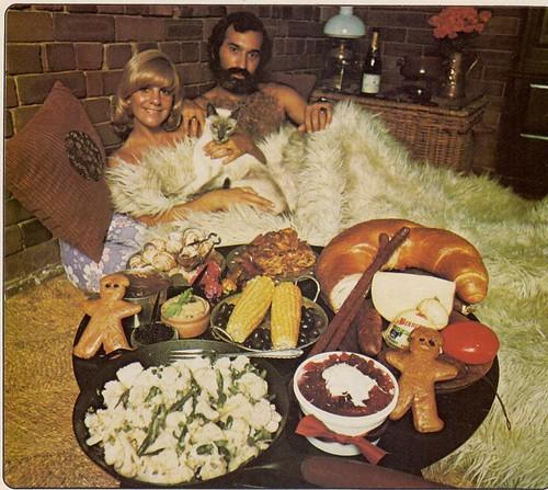 1970s Funky Breakfast
