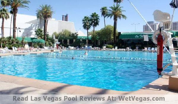 Ballys pool in las vegas nevada flickr photo sharing for Pool and patio show las vegas