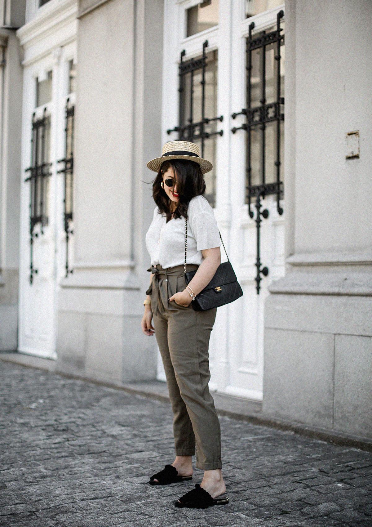 pantalones-verdes-altos-palas-borlas-zara-canotier-look-myblueberrynightsblog9