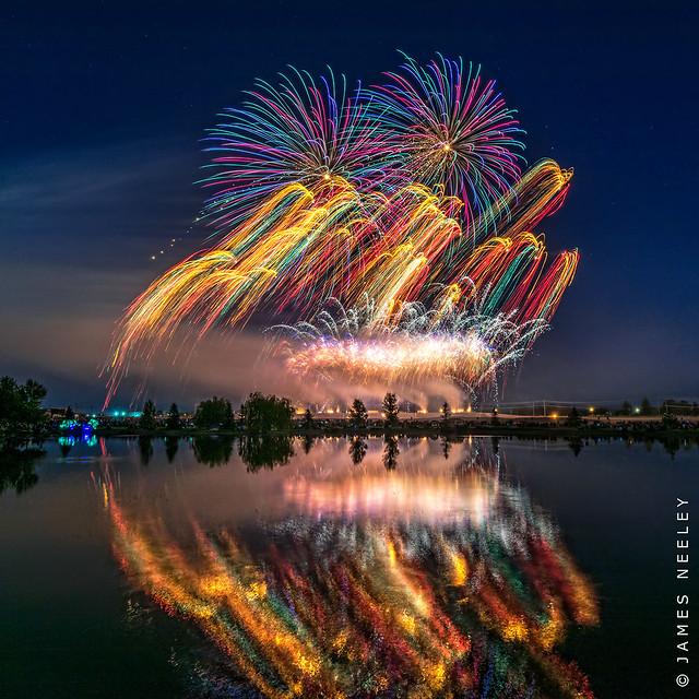 Light Show, Nikon D750, AF-S Nikkor 16-35mm f/4G ED VR