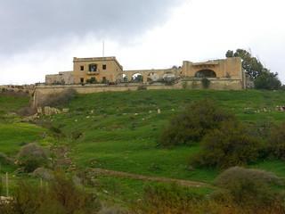 Image of Roman Remains. ruins malta prehistory