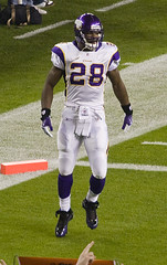 Adrian Peterson!